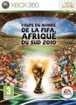 Coupe du Monde de la FIFA : Afrique du Sud 2010Coupe du Monde de la FIFA : Afrique du Sud 2010 sur Xbox 360 vous permet de vivre toute une Coupe du Monde, depuis les éliminatoires jusqu'à la phas