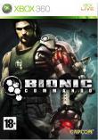 Bionic commandoBionic Commando, ancien jeu sur NES, s'offre une seconde jeunesse sur Xbox 360 ! Vous incarnez Nathan Spencer, un condamné à mort qui ne peut pas pr