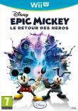 Epic Mickey : Le Retour des HérosLa suite de aventures de Mickey et de son pinceau magique débarque sur votre console Wii U ! Après un premier épisode exclusif à la Wii et une sui