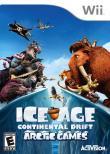 Echanger le jeu L'âge de Glace 4 : La Dérive des Continents Jeux de L'Arctique sur Wii