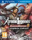 Echanger le jeu Dynasty Warriors 8 : xtreme legends - Complete Edition sur PS Vita