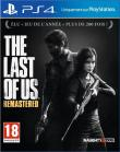 Echanger le jeu The last of Us: Remastered sur PS4