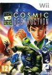 Echanger le jeu Ben 10 Ultimate Alien : cosmic destruction sur Wii