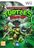 Echanger le jeu Teenage Mutant Ninja Turtles Smash Up sur Wii