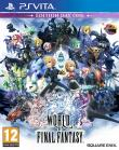 Echanger le jeu World of Final Fantasy sur PS Vita