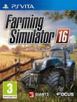 Echanger le jeu Farming Simulator 16 sur PS Vita