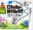Chibi-Robo! Zip LashAbsent du catalogue Nintendo depuis plus de 10 ans, Chibi-Robo débarque sur 3DS ! Le petit robot va devoir se servir de sa prise pour avancer dans le
