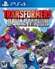 Transformers DevastationVous vous êtes déjà demandé ce que donnerait un combat entre un camion poubelle et une limousine ? Vous avez envie de voir ça ? Alors Transformer