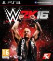 Echanger le jeu WWE 2K16 sur PS3