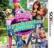 Echanger le jeu Barbie et la grande aventure des chiots sur 3DS