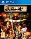 Echanger le jeu Romance Of The Three Kingdoms XIII sur PS4