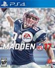 Echanger le jeu Madden NFL 17 sur PS4