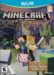 Echanger le jeu Minecraft sur Wii U