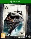 Echanger le jeu Batman : Return to Arkham sur Xbox One