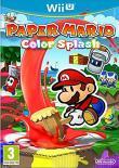 Echanger le jeu Paper Mario : Color Splash sur Wii U