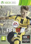 Echanger le jeu FIFA 17 sur Xbox 360