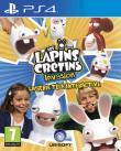Echanger le jeu Les Lapins Cretins Invasion - la serie tele interactive sur PS4