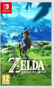 Echanger le jeu The Legend of Zelda : Breath of the Wild sur Switch
