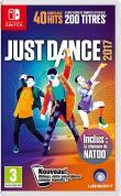 Echanger le jeu Just Dance 2017 sur Switch