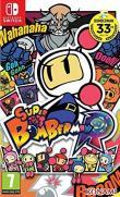Echanger le jeu Super Bomberman R sur Switch