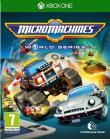 Echanger le jeu Micro Machines: World Series sur Xbox One