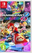 """Mario Kart 8 DeluxeRetrouvez l'épisode 8 de mario kart sur Switch dans une version """"Deluxe"""" qui apportera pas mal de nouveauté. En effet, en plus du jeu de base nous y"""