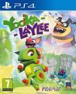 Yooka-LayleeSi vous êtes fan de Banjo-Kazooie, ce jeu est fait pour vous !  Le joueur incarne Yooka, un caméléon vert sans pantalon, et Laylee, une chauve-so