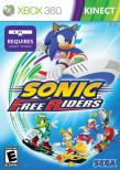 Sonic Free Riders (Kinect exigé)