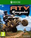 ATV RenegadesCe jeu de Quad vous en fera voir de toutes les couleurs !