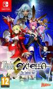 Echanger le jeu Fate Extella The Umbral Star sur Switch