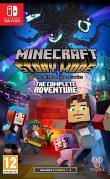Echanger le jeu Minecraft Story Mode - L'aventure Complète sur Switch