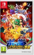 Echanger le jeu Pokken Tournament DX sur Switch