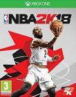 Echanger le jeu NBA 2K18 sur Xbox One