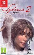 Echanger le jeu Syberia 2 sur Switch