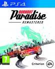 Echanger le jeu Burnout Paradise Remastered sur PS4