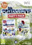 Echanger le jeu Les schtroumpfs + Les schtroumpfs 2 sur Wii