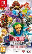 Echanger le jeu Hyrule Warriors: Definitive Edition sur Switch