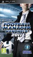 Echanger le jeu Football Manager Handheld 2011 sur PSP