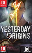 Echanger le jeu Yesterday Origins sur Switch