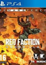 Echanger le jeu Red Faction Guerrilla Re-Mars-tered sur PS4