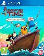 Echanger le jeu Adventure Time: Les Pirates de la Terre de Ooo  sur PS4