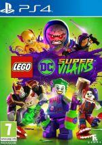 Echanger le jeu Lego DC Super-Vilains sur PS4