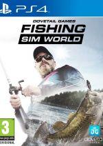 Echanger le jeu Fishing Sim World sur PS4