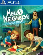 Echanger le jeu Hello Neighbor: Hide & Seek  sur PS4