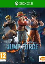 Echanger le jeu Jump Force sur Xbox One