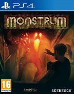 Echanger le jeu Monstrum sur PS4