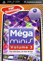 Echanger le jeu Mega Minis Volume 3 sur PSP