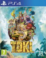 Echanger le jeu Toki sur PS4