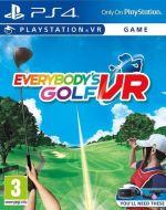 Echanger le jeu Everybody's Golf PS VR (PS-VR Requis) sur PS4