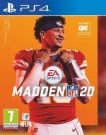 Echanger le jeu Madden NFL 2020 sur PS4